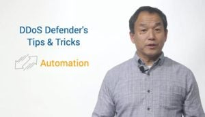 5 Ways Automation Puts Time on Your Side During a DDoS Attack