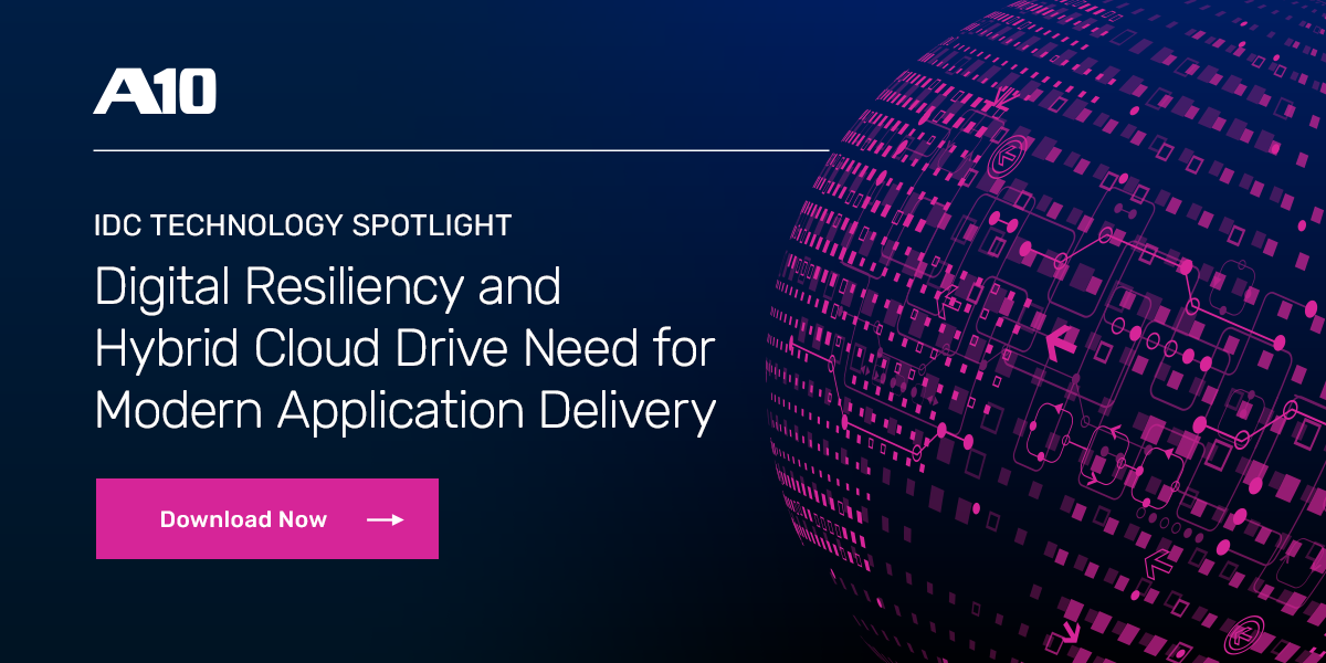 Digital Resiliency and Hybrid Cloud Drive Need for Modern Application Capacity