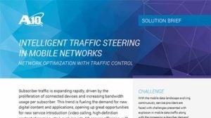 Intelligent Traffic Steering in Mobile Networks