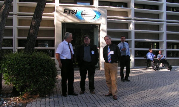 4th European Telecommunications Standards Institute (ETSI)