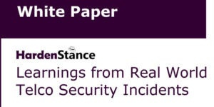 Learning from Real World Telco Security Incidents