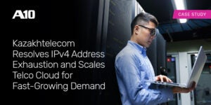 Kazakhtelecom Resolves IPv4 Address Exhaustion and Scales Telco Cloud for Fast-Growing Demand
