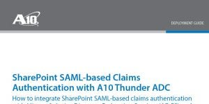 Microsoft SharePoint: SAML-based Authentication with Microsoft ADFS