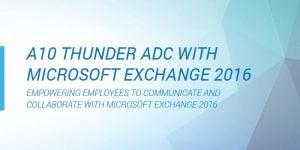 Microsoft Exchange 2016 Deployment Guide
