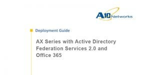 Microsoft ADFS and Office 365 Deployment Guide