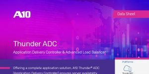 Thunder Application Delivery Controller (ADC) Datasheet