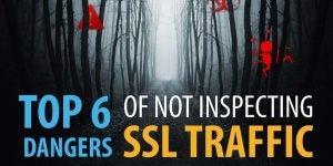 Top 6 Dangers of Not Inspecting SSL Traffic