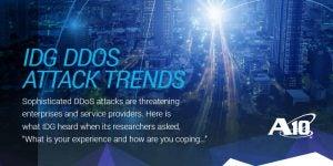 IDG DDoS 2018 Attack Trends