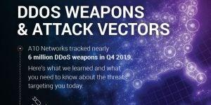 DDoS Weapons & Attack Vectors