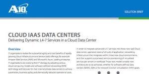 Cloud IAAS Data Centers