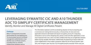Symantec Certificate Intelligence Center