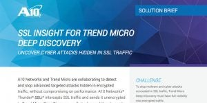 Trend Micro Deep Discovery and SSL Insight