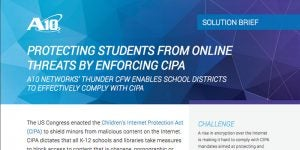 Protecting Students from Online Threats by Enforcing CIPA