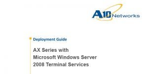 Microsoft Windows Server 2008 Terminal Services Deployment Guide