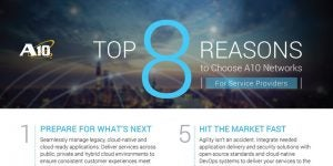 Top 8 Reasons to Choose A10 Networks (for Service Providers)