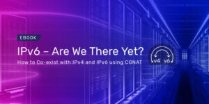 IPv6, are we there yet?