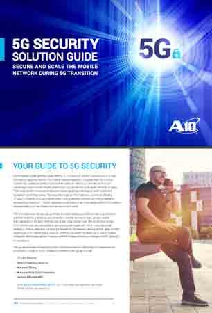 5G Security Solution Guide