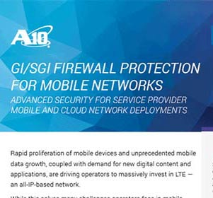 Gi/SGi Firewall Protection for Mobile Networks