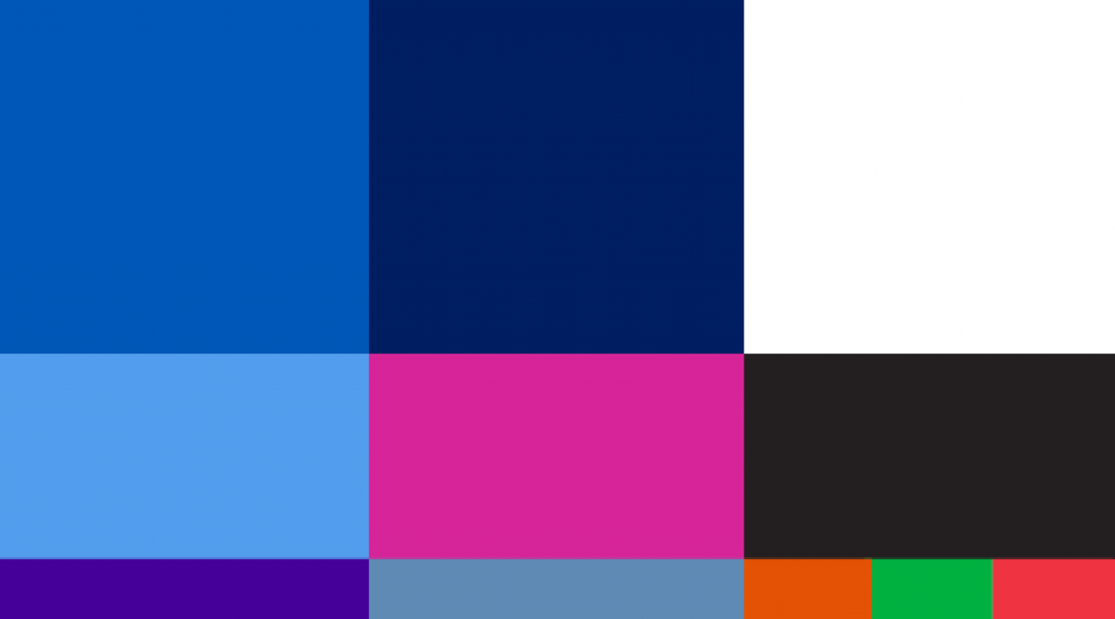 A10 Networks Colors