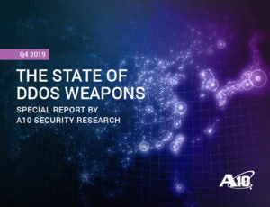 The State of DDoS Weapons