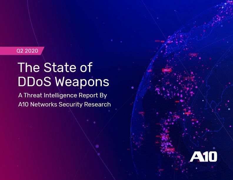 Actionable DDoS weapons report