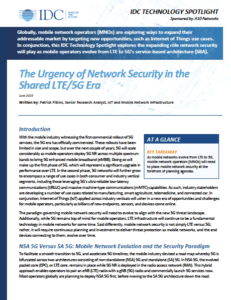 The Urgency of Network Security in the Shared LTE/5G Era