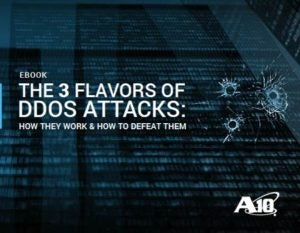 The 3 Flavors of DDoS Attacks eBook