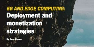 5G and Edge Computing: Deployment and Monetization Strategies