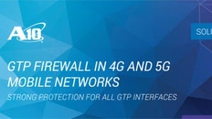 GTP Firewall in 4G and 5G Mobile Networks Solution Brief