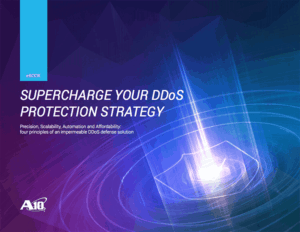 Supercharge Your DDoS Protection Strategy