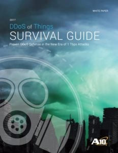 2017 DDoS of Things Survival Guide