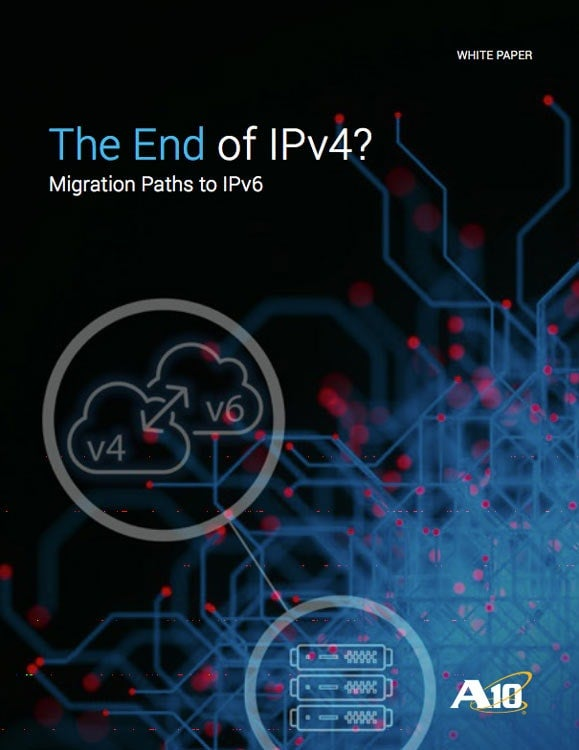 The End of IPv4? migration Paths to IPv6