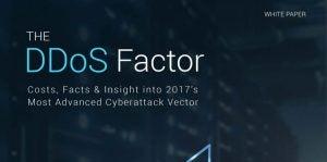 The DDoS Factor