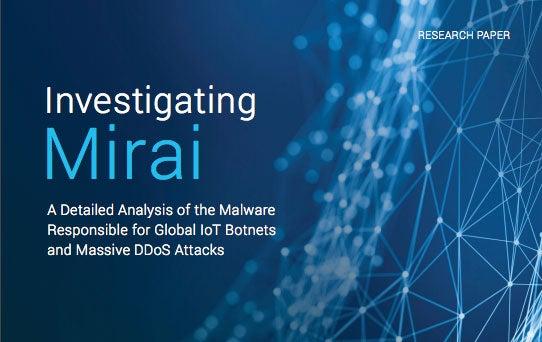 Investigating Mirai