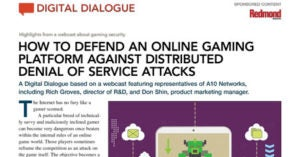 How to Defend an Online Gaming Platform Against Distributed DDoS Attacks