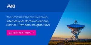 International Communications Service Providers Insights 2021