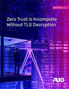 Zero Trust is Complete Without TLS Descryption