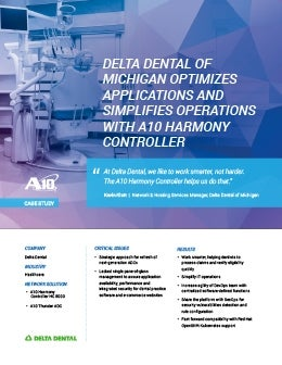Delta Dental Optimizes Applications and Simplifies Operations wi