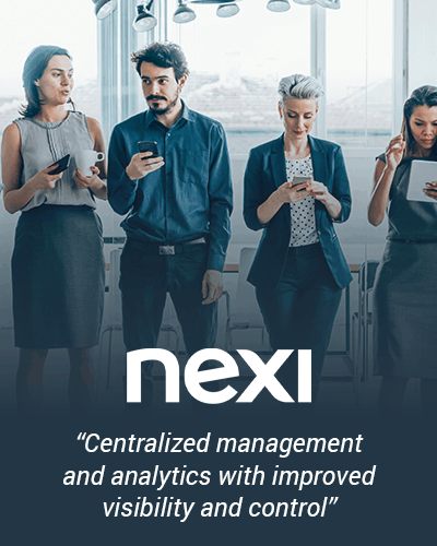 Centralized management and analytics