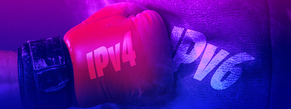 Despite IPv6 adoption, IPv4 Still Hangs in There – Maybe Forever