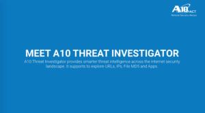 AppCentric Templates - Threat Investigator