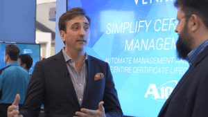 RSA 2018 Interview: Ben Rogers, Venafi and A10 Networks