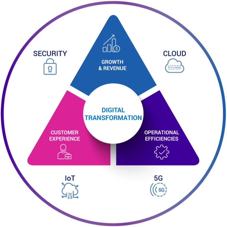 Drivers and Challenges of Digital Transformation