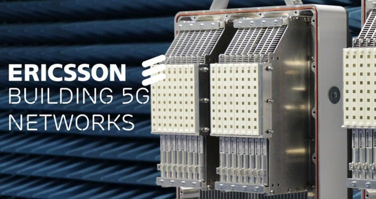 Ericsson: Building 5G Networks