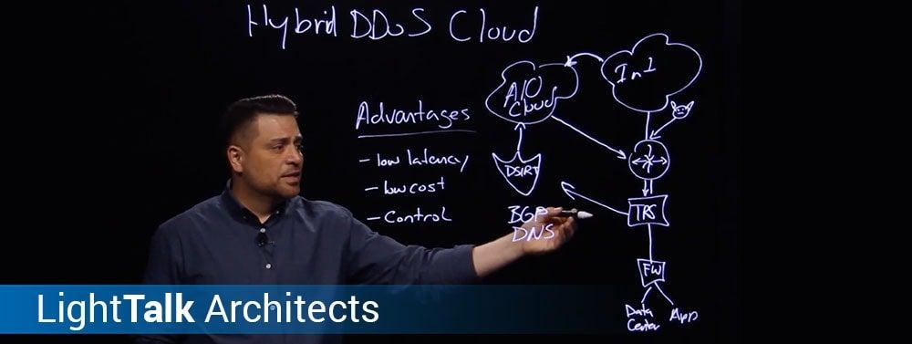 Advantages of Hybrid DDoS Cloud Over Pure Cloud