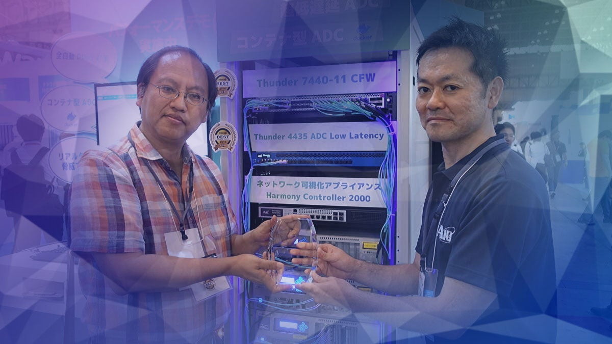 Brief History of Interop and ShowNet