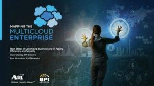 Mapping the Multi-cloud Enterprise