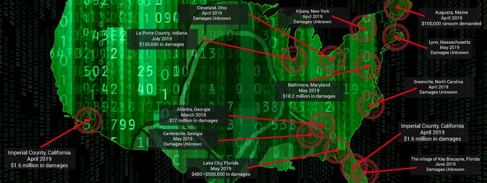 Mayors of America, Beware! – Ransomware is coming to town