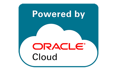 Powered by Oracle Cloud Logo