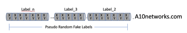 pseudo-random Fake Labels
